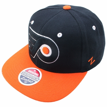 Zephyr Refresh 32/5 Snapback Hockey Hat - Philadelphia Flyers