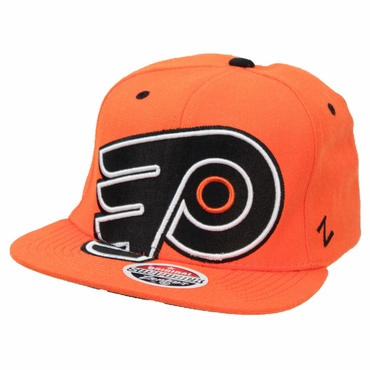 Zephyr Scoundrel Snapback Hockey Hat - Philadelphia Flyers