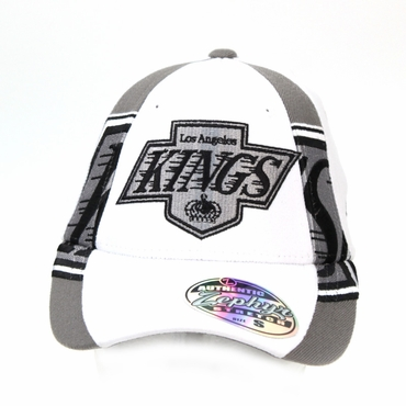 Zephyr Standout Fitted Hockey Hat - Los Angeles Kings