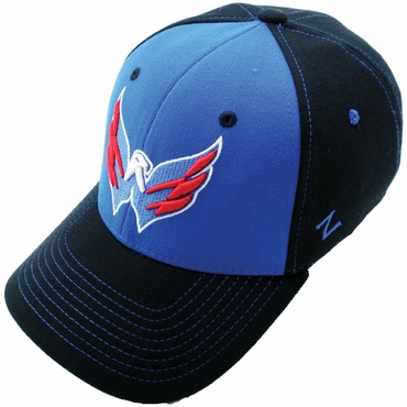 Zephyr Uppercut Fitted Hockey Hat - Washington Capitals