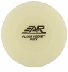A&R Glow in the Dark Hockey Floor Puck