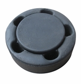 A&R Hockey Puck w/ Foam Bumpers