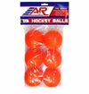 A&R Hockey Street Hockey Ball 6 Pack