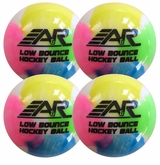 A&R Low Bounce Tie-Dye Ball - 4 Pack