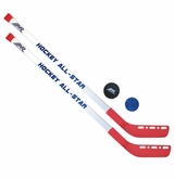 A&R Mini Sticks with Plastic Ball & Puck