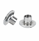 A&R Short Back Nut - Pair