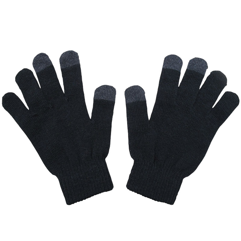 Glove manufacturers use one of three ways to achieve this conductivity. The first method, which was common among early attempts at touchscreen gloves, involves sewing patches of conductive material into the fingertips. Some manufacturers still do this, but gloves made using this method wear out quickly.