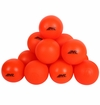 A&R Street Hockey Ball - Orange - 12 Pack