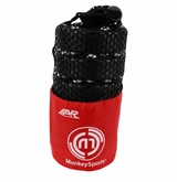 A&R Street Hockey Pucks w/ Mesh Bag - 6 Pack