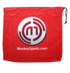 A&R Velour Helmet Bag w/ Monkey Logo