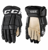 Abbotsford Heat CCM Crazy Light Pro Stock Hockey Gloves