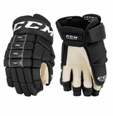 Abbotsford Heat CCM 4-Roll Pro Stock Hockey Gloves