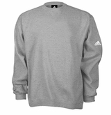 Adidas 10.5oz Fleece Sr. Crew Sweatshirt