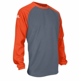 Adidas Fleece Sr. Long Sleeve Top