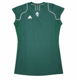 Adidas On Field Girl's Cap Sleeve Shirt