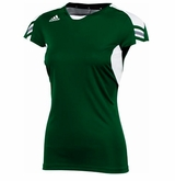 Adidas On Field Women's Cap Sleeve Shirt