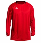 Adidas Varsity Loose Fit Sr. Long Sleeve Shirt