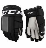 Anaheim Ducks CCM 4R Pro Stock Hockey Gloves - Sekac