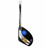Anaheim Ducks Hat Trick Mini Hockey Stick Set