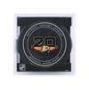 Anaheim Ducks Official NHL Game Puck with Cube