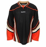 Anaheim Ducks Reebok Edge Gamewear Uncrested Adult Hockey Jersey