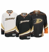 Anaheim Ducks Reebok Edge Jr. Premier Crested Hockey Jersey