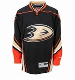 Anaheim Ducks Reebok Edge Premier Youth Hockey Jersey
