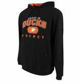 Anaheim Ducks Reebok Face-Off Playbook Sr. Pullover Hoody