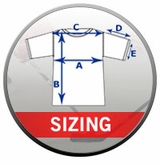 Apparel Sizing Charts