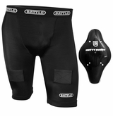 Battle Sports NuttyBuddy Sr. Compression Jock Short