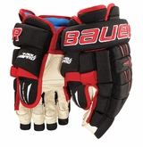 Bauer 4-Roll Pro Jr. Hockey Gloves