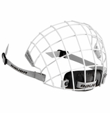Bauer 5100 Face Mask - White