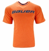 Bauer Basic Sr. Short Sleeve Shirt