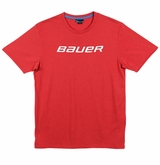 Bauer Basic Sr. Short Sleeve Tee