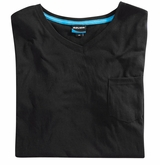 Bauer Basic V-Neck Sr. Short Sleeve Tee Shirt