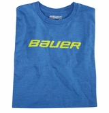 Bauer Basic Yth. Short Sleeve Tee Shirt