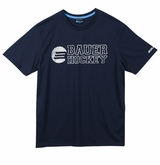 Bauer Classic Hockey Sr. Short Sleeve Tee