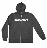 Bauer Classic Printed Sr. Full Zip Hockey Hoody