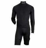 Bauer Core Adult Integrated Neck Knee Length One-Piece
