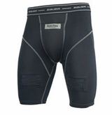 Bauer Core Compression Yth. Jock Short