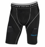 Bauer Core Yth. Compression Jock Short
