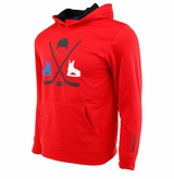 Bauer Cross Sticks Boy's Pullover Hoody
