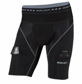 Bauer Elite LOCKJOCK Sr. Compression Jock Short