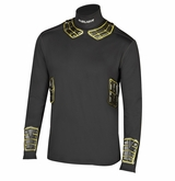 Bauer Elite Padded Neck Sr. Long Sleeve Crew