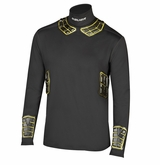 Bauer Elite Padded Yth. Long Sleeve Crew