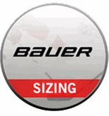 Bauer Girdle Sizing Chart