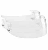 Bauer HDO Pro-Clip Straight Cut Visor Replacement Lens 2-pack