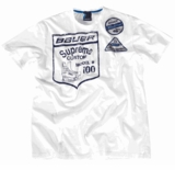 Bauer Heritage Patch Short Sleeve Tee Shirt