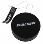 Bauer Hockey Puck Ornament