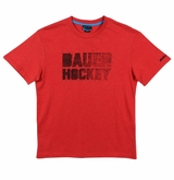 Bauer Hockey Yth. Short Sleeve Tee